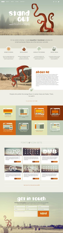 Best 25+ Web design projects ideas on Pinterest | Web design ...