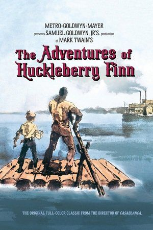 Watch The Adventures of Huckleberry Finn Full Movie Streaming HD