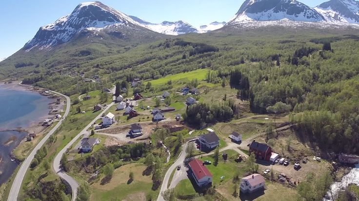 Foldvik, Gratangen, Troms, Norway 2014