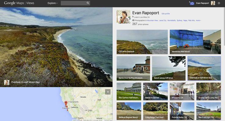 google maps views 2