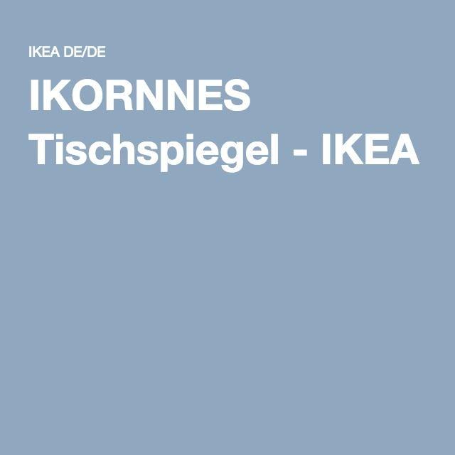 IKORNNES Tischspiegel - IKEA