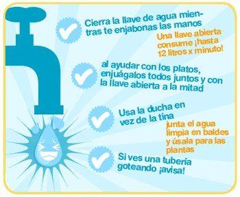 Sencillos tips para cuidar del agua. #ecotips #medioambiente #agua #thetaispa