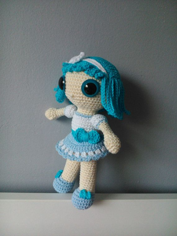 Crochet doll Evelin by kaizerka on Etsy