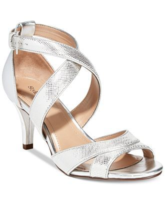 Style & Co. Pravati Evening Sandals, Only at Macy's - All ...