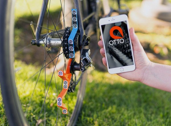 derailleur adjustment app