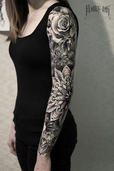 Tatuagem - Braço