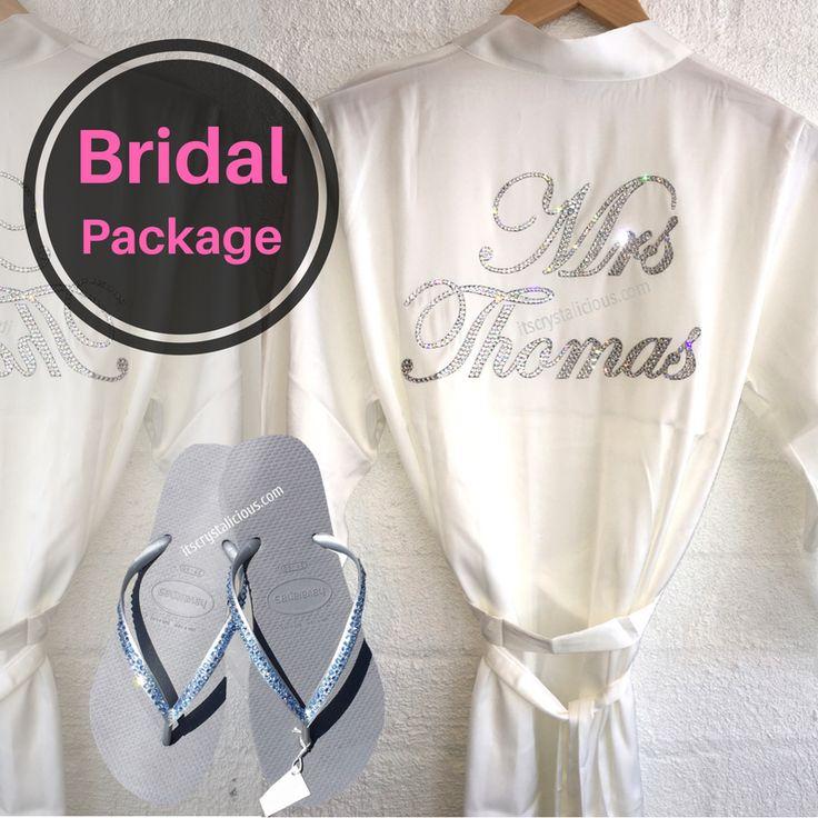 Crystalicious® Bridal Package with Custom SWAROVSKI® embellishment *