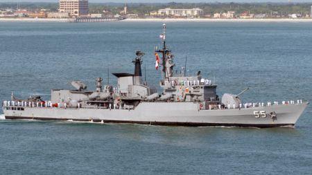 La Haya: Dos buques cuidan nuestro mar #Trome