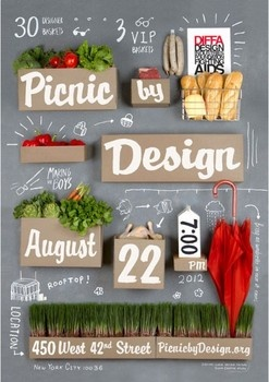 It is going to be a great event it you live in NYC. Be sure to purchase Domoore Designs basket. #nyc #picnicbydesign #summer