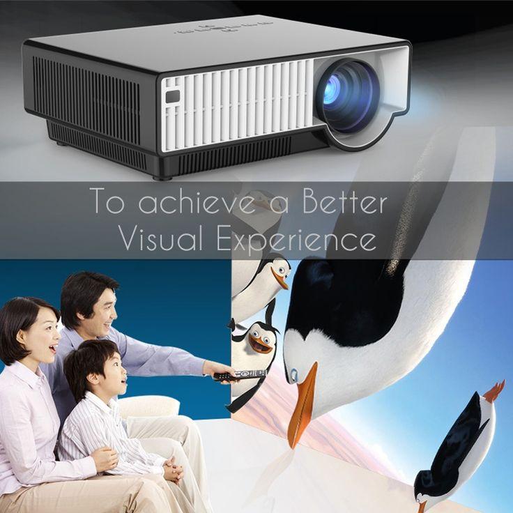 favi led-3 home theater 1080p hd mini projector