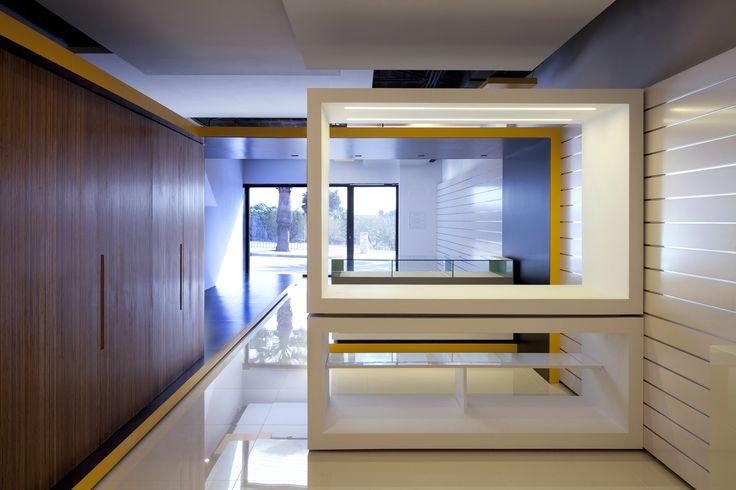 PROYECTOS | #Arquitectura comercial. Cuidado por el #interiorismo. Representación del alma de la construcción