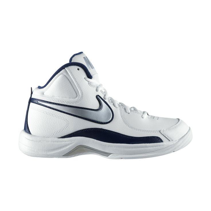 Τα παπούτσια  NikeTheOverplayVII σε άσπρο-μαύρο χρώμα, με το συνδυασμό δερμάτινων και συνθετικών υλικών που διαθέτουν, είναι ιδανικά για όποιον αγαπά το μπάσκετ και θέλει ένα σίγουρο πάτημα.Διατίθενται σε πολύ οικονομική τιμή.