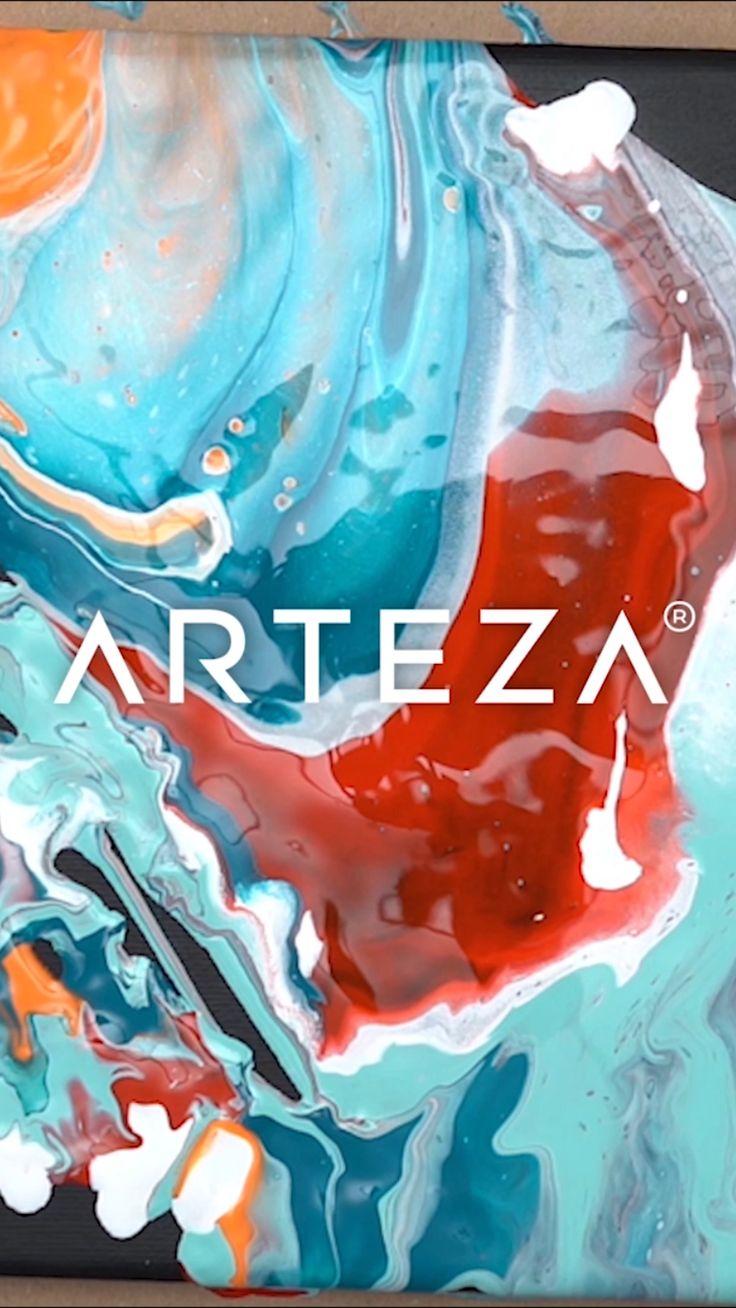 Texture Painting On Canvas, Canvas Artwork, Art Education Resources, Alcohol Ink Crafts, Graffiti Artwork, Fun Diy Crafts, Collor, Pencil Art Drawings, Resin Art