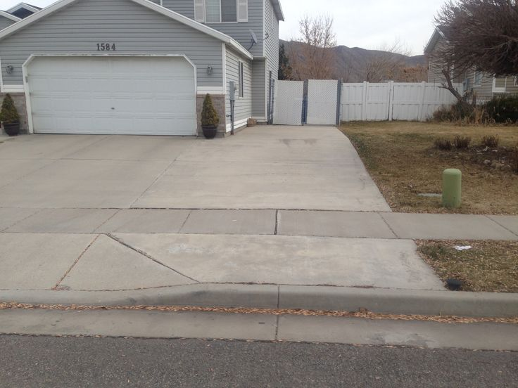 48 Best Images About Universal Design Driveway Extensions