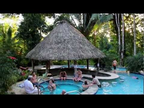 Ian Andersons Caves Branch - Belize ....  Guest video of the pool and fun at the Jungle Lodge.