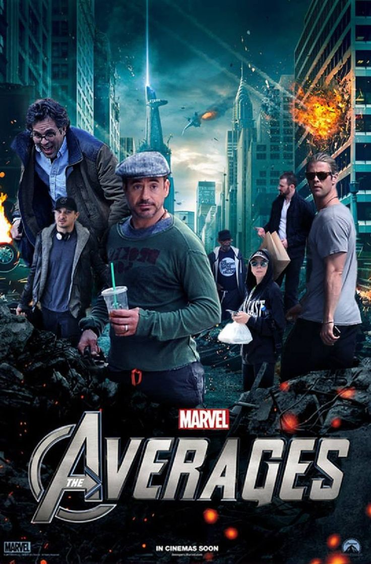 I'd still hang with them...  #avengers / http://saltlakecomiccon.com/slcc-2015-tickets/?cc=Pinterest