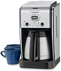 Christmas deals week Best Selling Extreme Brew 10-Cup Thermal Programmable Coffee Makers- Keep Your Coffee Hot Fresh Tasty For Hours...