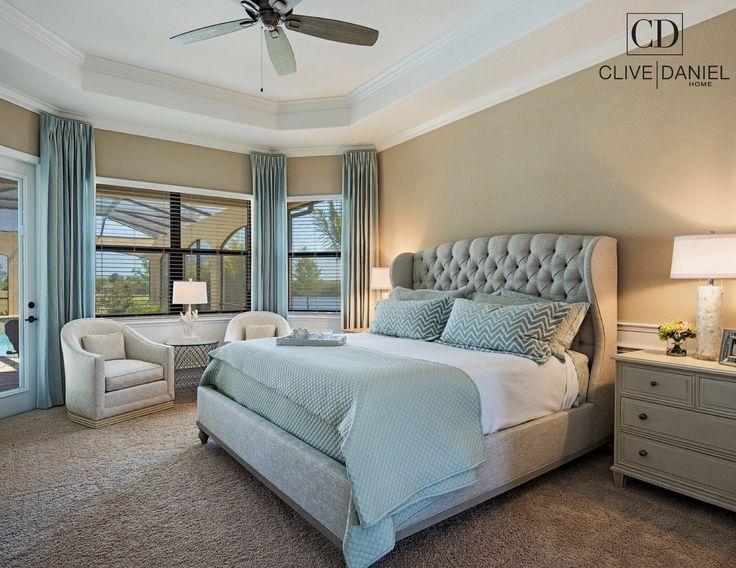 Bedroom design - Clive Daniel