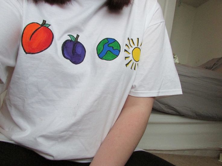 "Image of The Front Bottoms ""Peach"" Shirt"