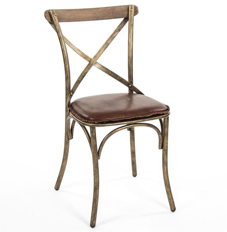 Best RH Dining Images On Pinterest Dining Room Side Chairs - Brown leather dining room chairs