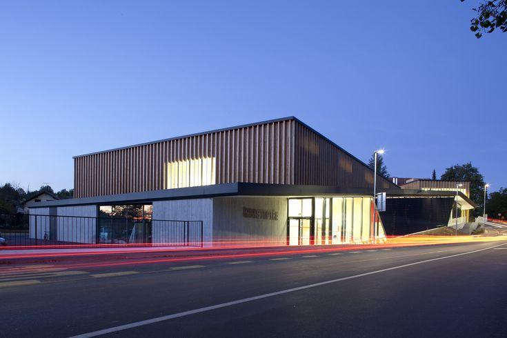 Gallery of Sports Center Stopiče / Jereb in Budja arhitekti - 32