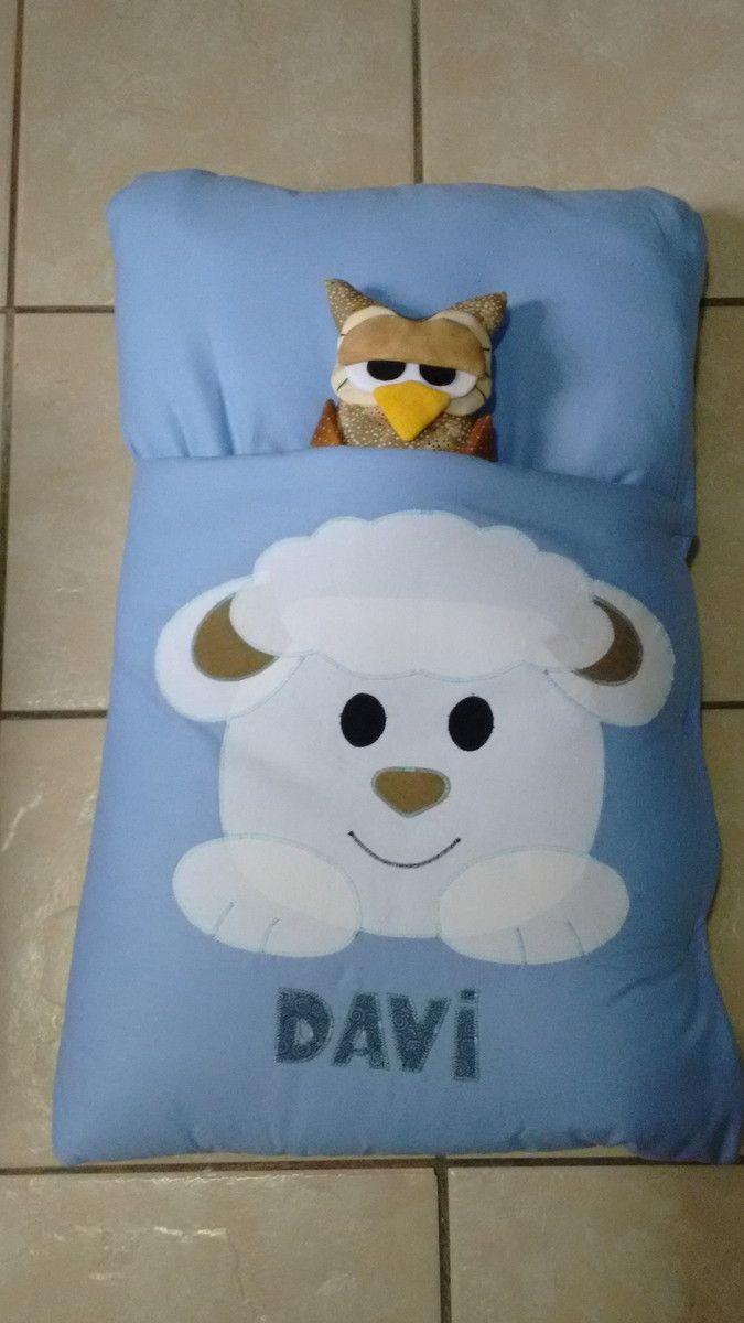 Saco para bebê dormir...100% algodão medida padrão 50x70  Por encomenda faço cores...desenhos e medida diferente...consulte  Corujinha valor a parte