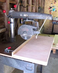Amf Dewalt 1030 Radial Arm Saw From 1959 Crafts Radial