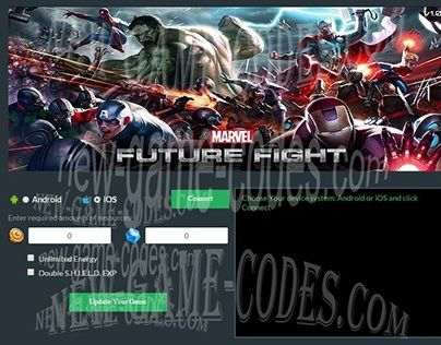 "Check out new work on my @Behance portfolio: ""MARVEL Future Fight Hack Cheats"" http://on.be.net/1ReLAVl"