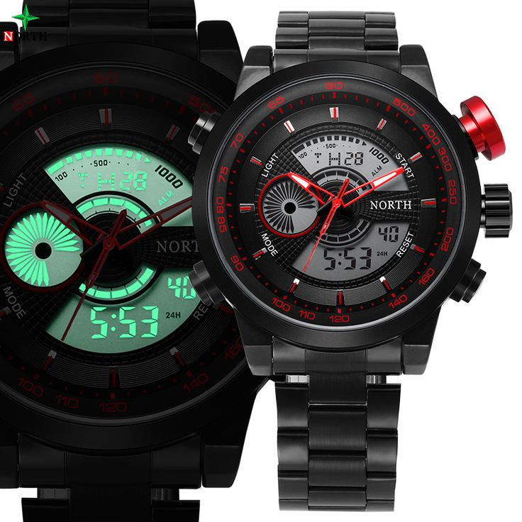 Like and Share if you want this  Men Sport Watches Men Multi-functional Military Watch Male Clock Stainless Steel saat Men Sports Watch LED Digital Wristwatch     Tag a friend who would love this!     FREE Shipping Worldwide     Get it here ---> https://bestonlinewatches.com/men-sport-watches-men-multi-functional-military-watch-male-clock-stainless-steel-saat-men-sports-watch-led-digital-wristwatch/