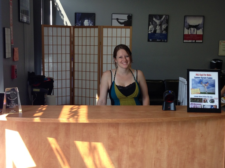 Fishkill Kickboxing - Program Director Ms. Wendy Waiting To Greet You For Your First Class!   www.hvkickboxing.com
