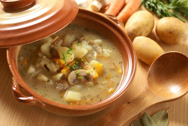 15 receitas de sopas light para o inverno