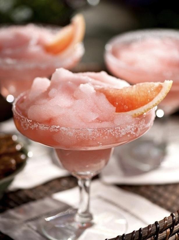 Grapefruit Margerita.