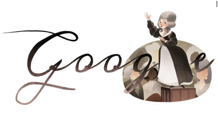 May 7, 2014: French playwright and political activist Olympe de Gouges' 266th birthday