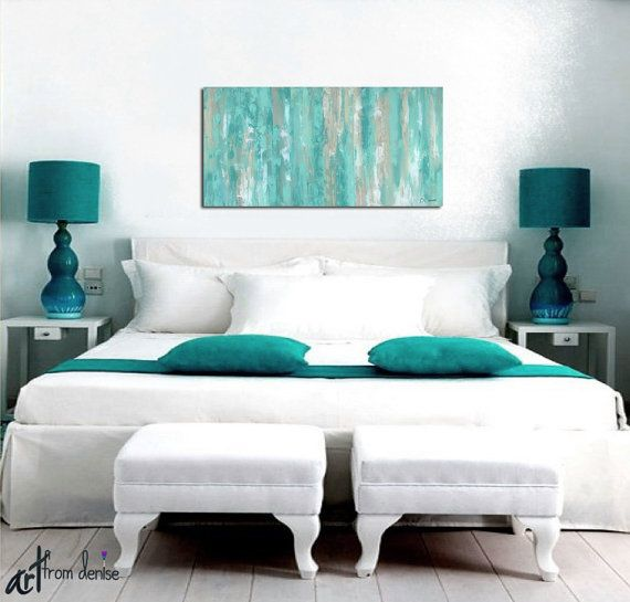 Best 25+ Teal walls ideas on Pinterest | Teal wall colors ...