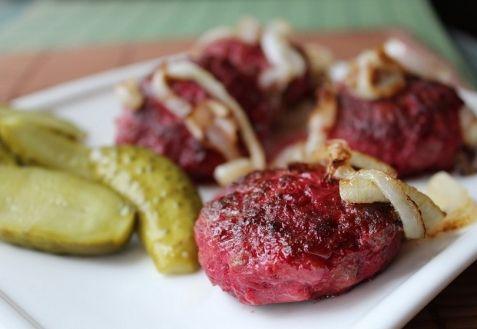 Шведские котлеты со свеклой | Вторые блюда | Рецепты | Online.ua