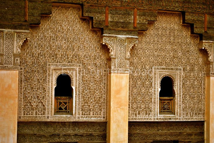 Madrasa in Marrakesh: Amazing Islamic Art