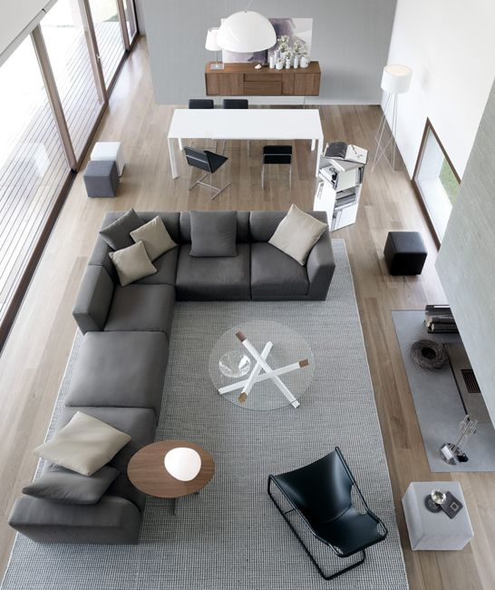 Modern Sofa For Small Living Room Part - 35: Fabulous Bespoke And Designer Sofas - Small, Large And Modular Available. Living  Room ...
