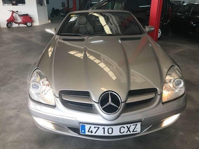 MIL ANUNCIOS.COM -  Mercedes Benz Slk 200 kompressor