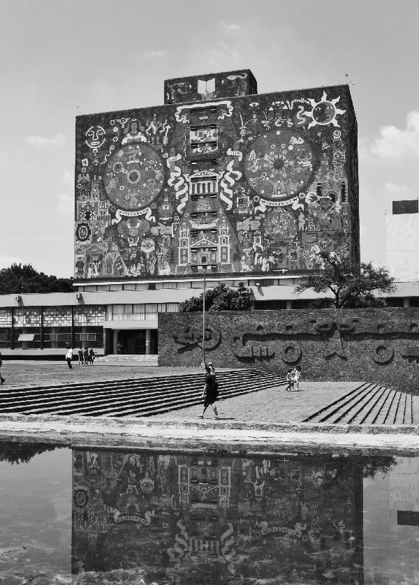 México en una Imagen 2013 - Lo Hecho en México BIBLIOTECA CENTRAL CIUDAD UNIVERSITARIA UNAM