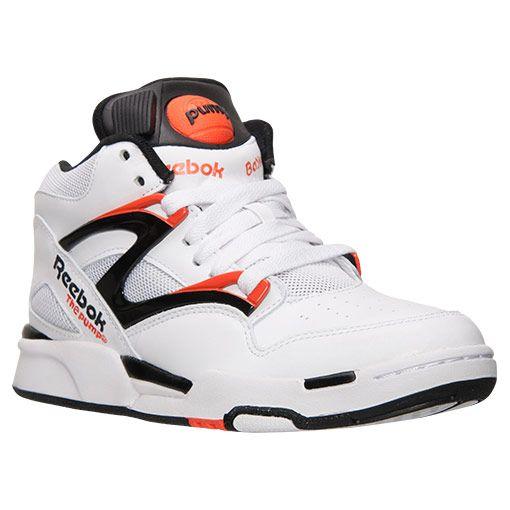 mens reebok pump omni lite basketball shoes finish line