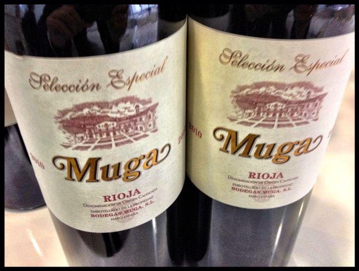 El Alma del Vino.: Visita a la Escuela de Hostelería de Leioa / Divulgación Bodegas Muga.