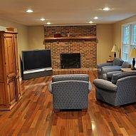 Laying hardwoods can be a challenging project, especially for the firs… :: Hometalk