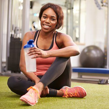 Hair-Saving Gym Tricks for Black Women