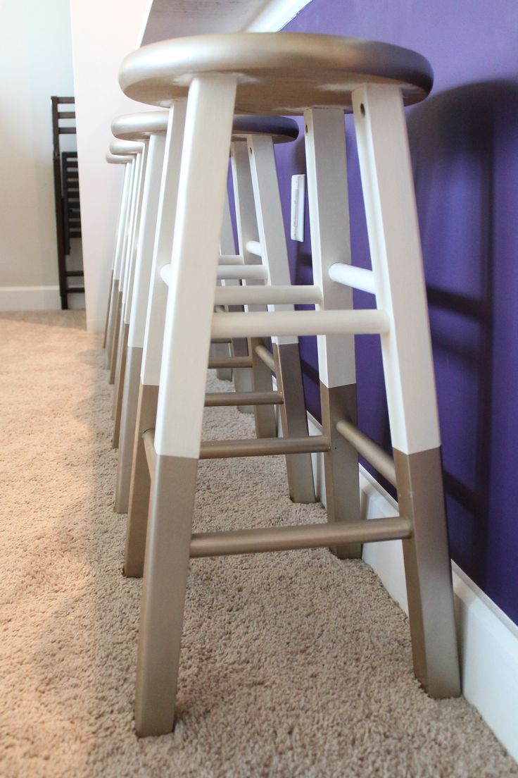 painting stools - Google Search