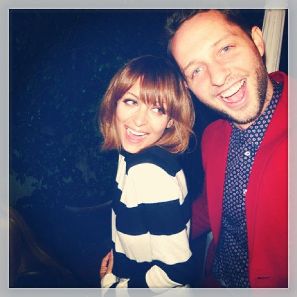 .@Nicole Novembrino Novembrino Novembrino Vance | This is my pretend to like you face. Happy Birthday @derekblasberg! | Webstagram - the best Instagram viewer