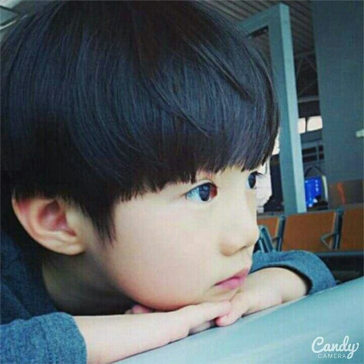 ye ziyu Chinese baby boy