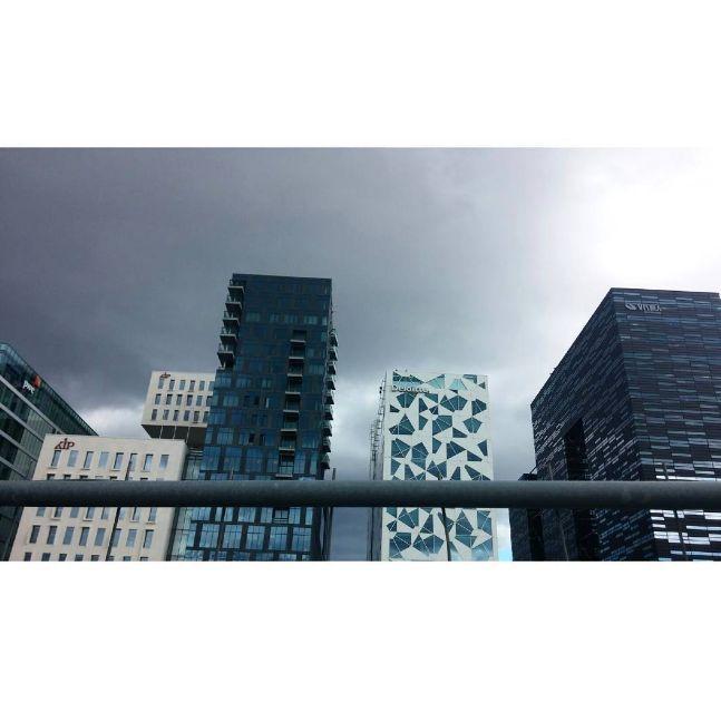 | Oslo, Bar Code |  #architecture #visitoslo