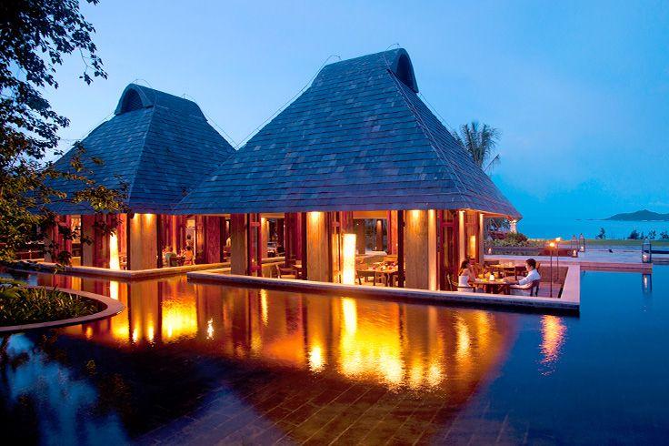 A piece of private ocean for you. #sanya #tropicalresort #SanyaRepin #SanyaHeartstoHearts #beachhouse