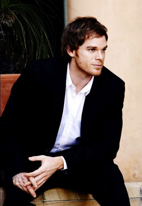 Dexter Morgan--Michael C. Hall