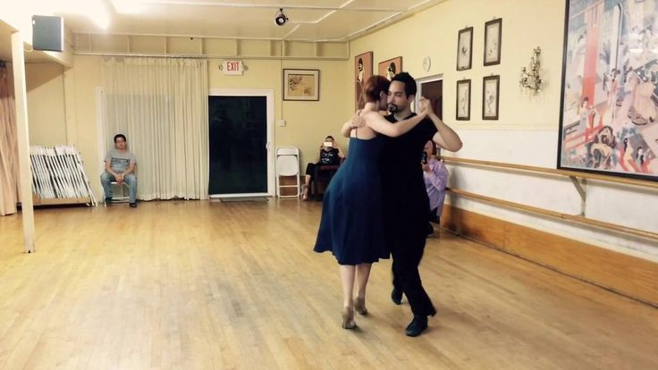 Tango Sequences For Small Spaces - 1